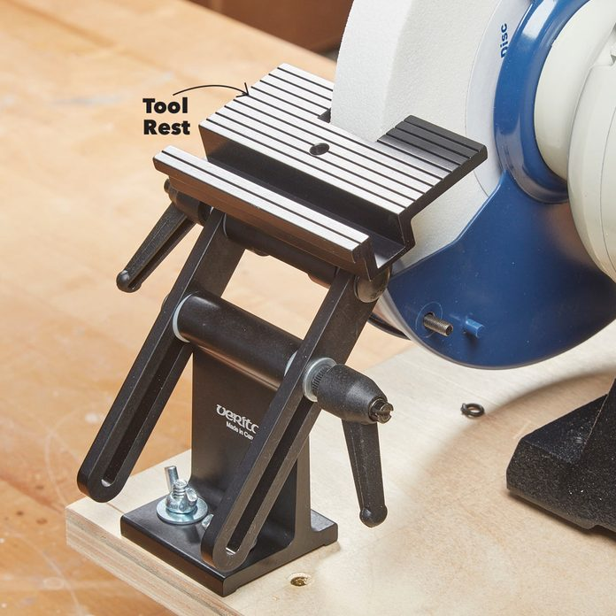 Upgrade the Tool Rest