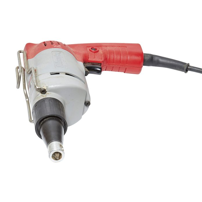 Corded drywall screw gun