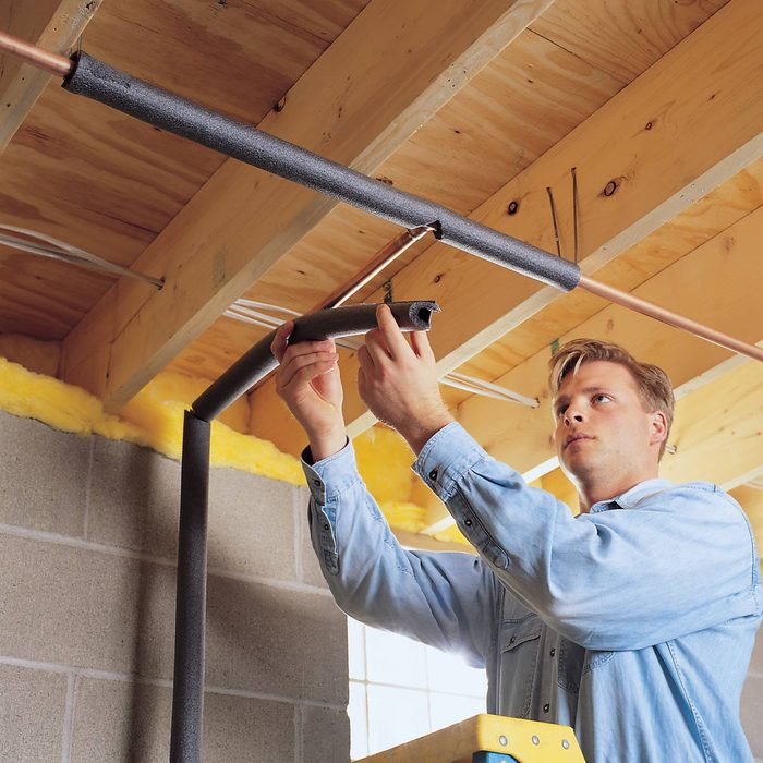 Insulate Pipes to get Your Home Ready for the Cold