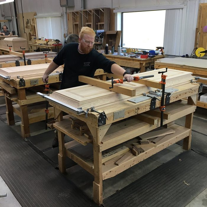 Making the lid of a coffin | Construction Pro Tips