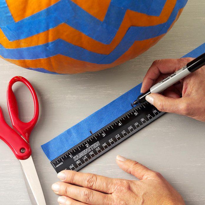 pumpkin painters tape