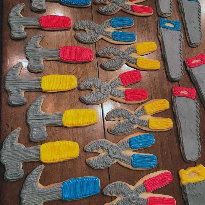 handyman cookies