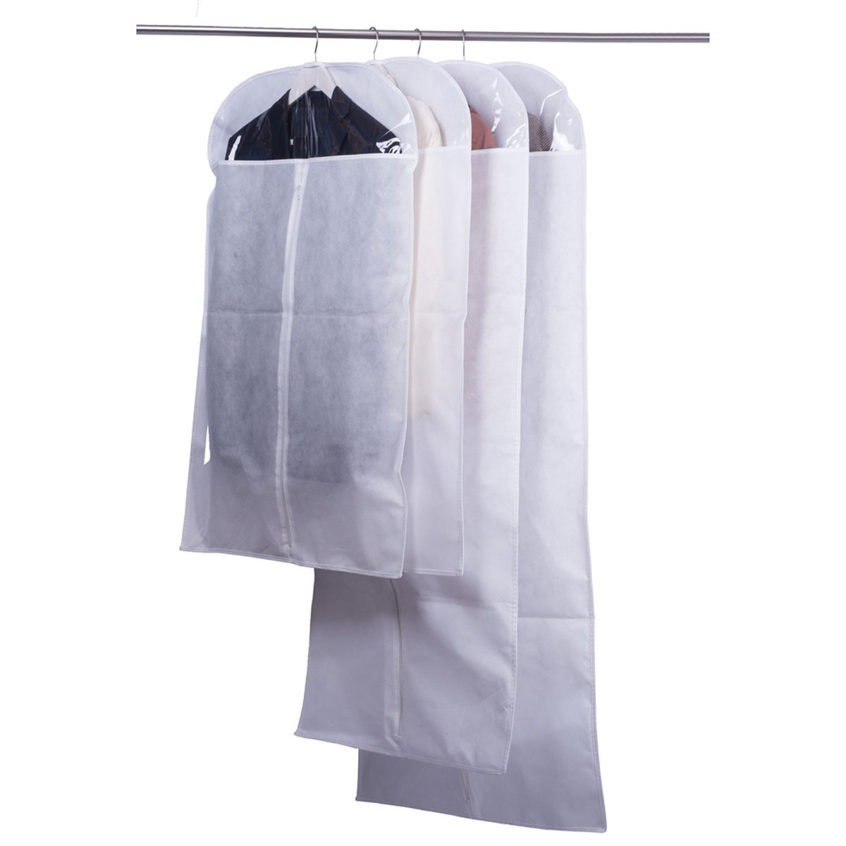 Best Way to Store Clothes: Cloth Garment Bags for Delicate Clothing