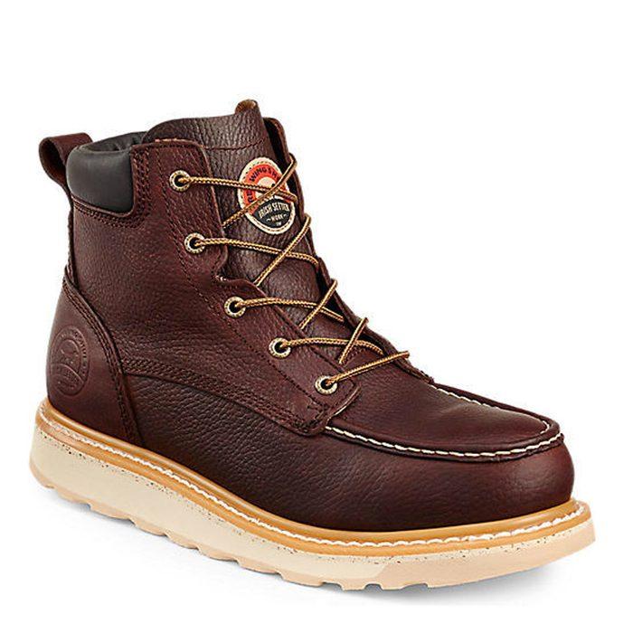 High-Heat Boots