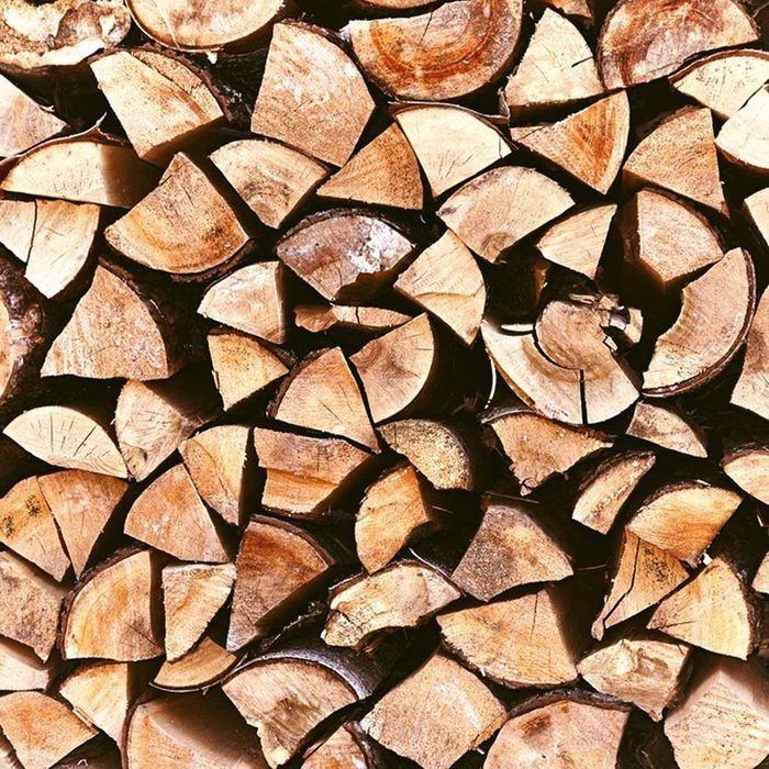 Get Fireplace Wood Ready