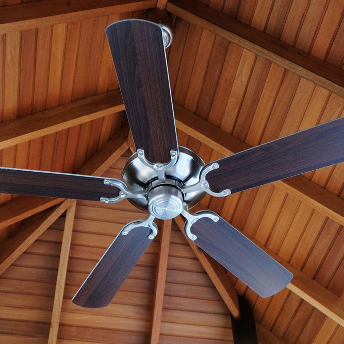 Fix a Wobbly Ceiling Fan