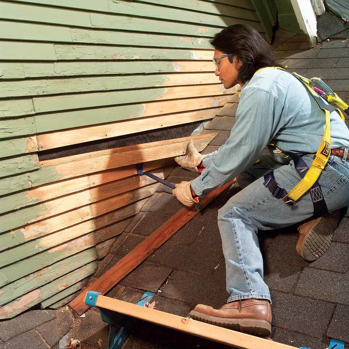 How to Prep for Painting: Surface Repairs and Cleaning