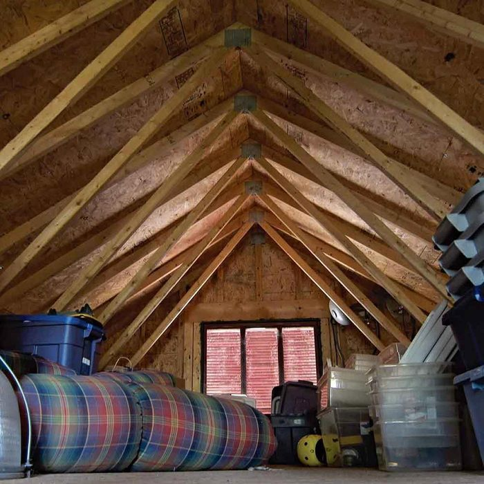 Seal Any Air Leaks in the Attic