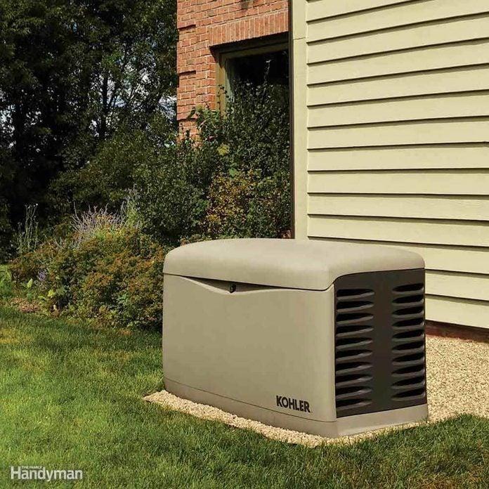 Consider a Generator