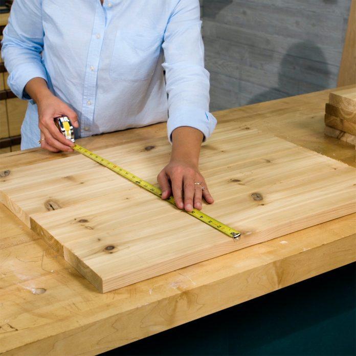 mini greenhouse measure bottom