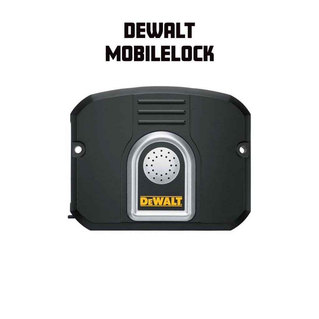 Dewalt MobileLock   Construction Pro Tips