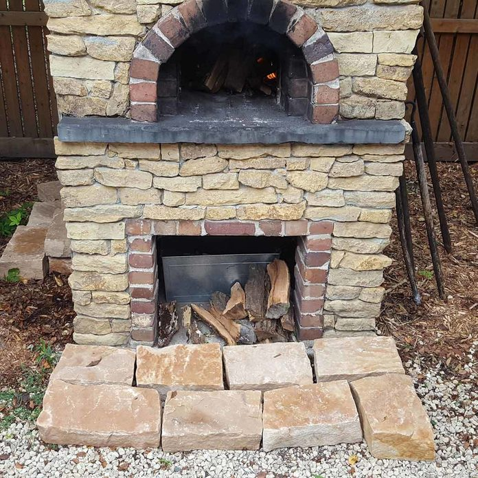 pavers_5 brick pizza oven row two