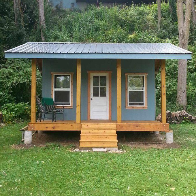 reader shed plus shelter