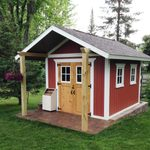 Reader Project: Dream Shed