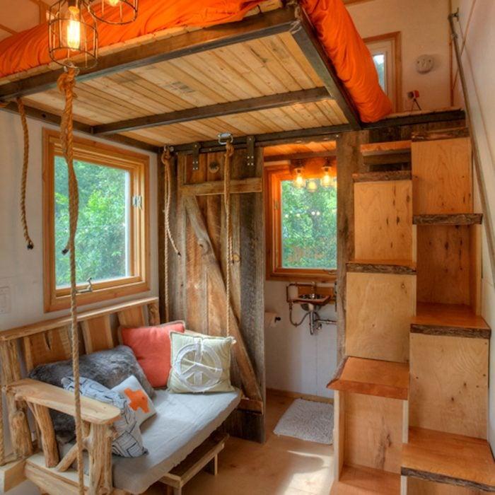 Rocky Mountain Homes: East Austin Rental
