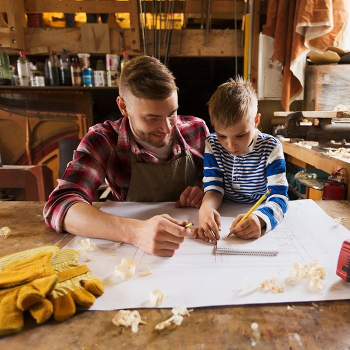 Introduce Your Kids to DIY