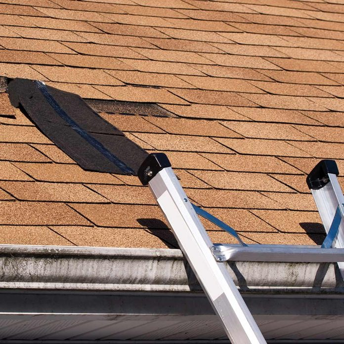 shutterstock_49112053 leaky roof replace shingles repair home inspection