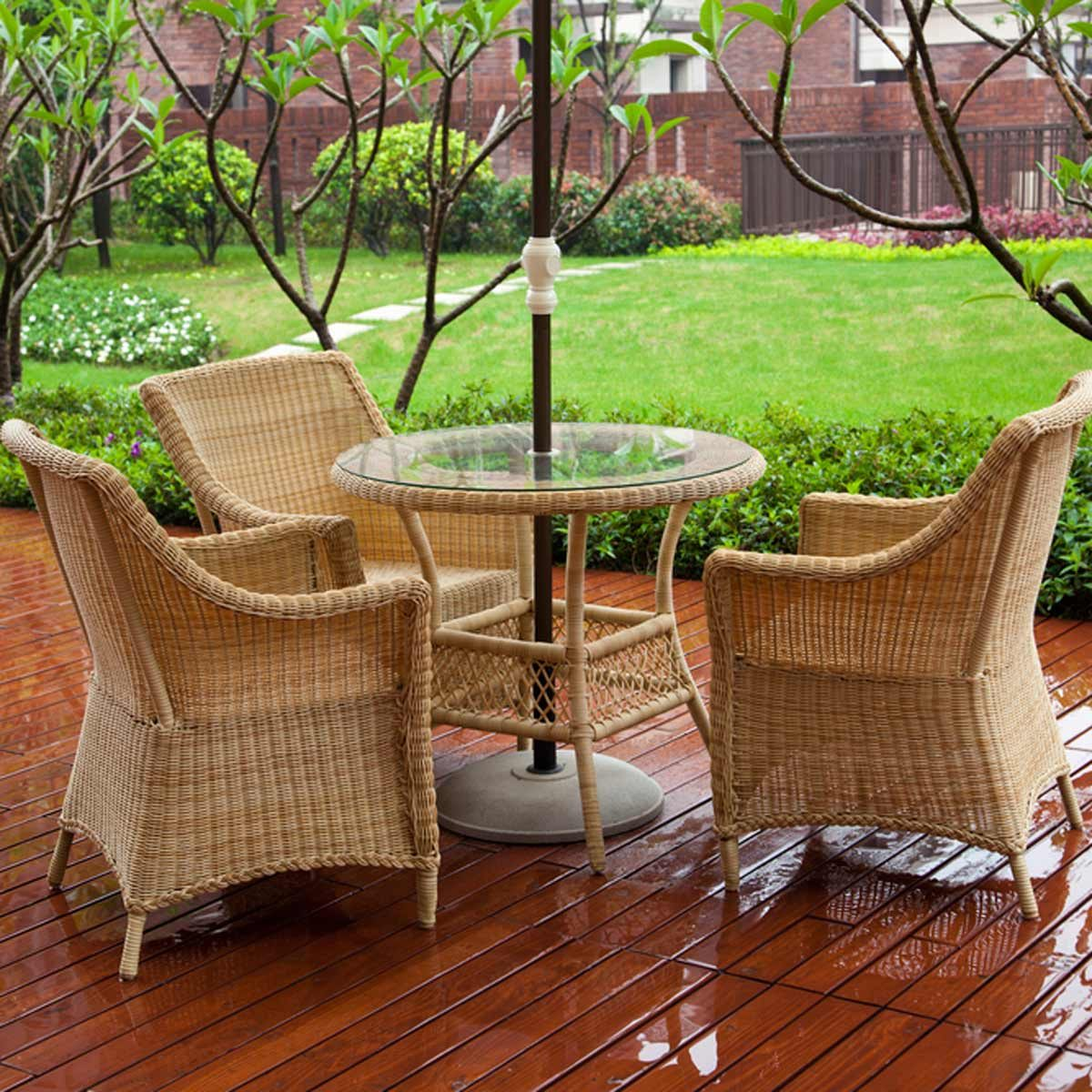 Prepare Your Outdoor Furniture