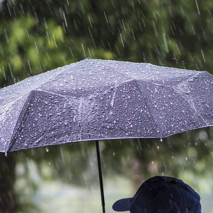 shutterstock_573187501 umbrella rain raining weather