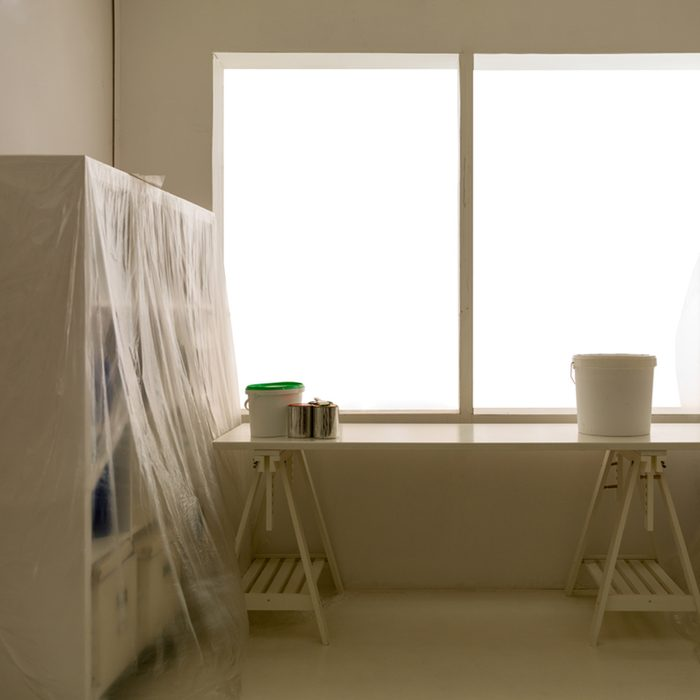 How to Prep for Painting: Furniture Protection