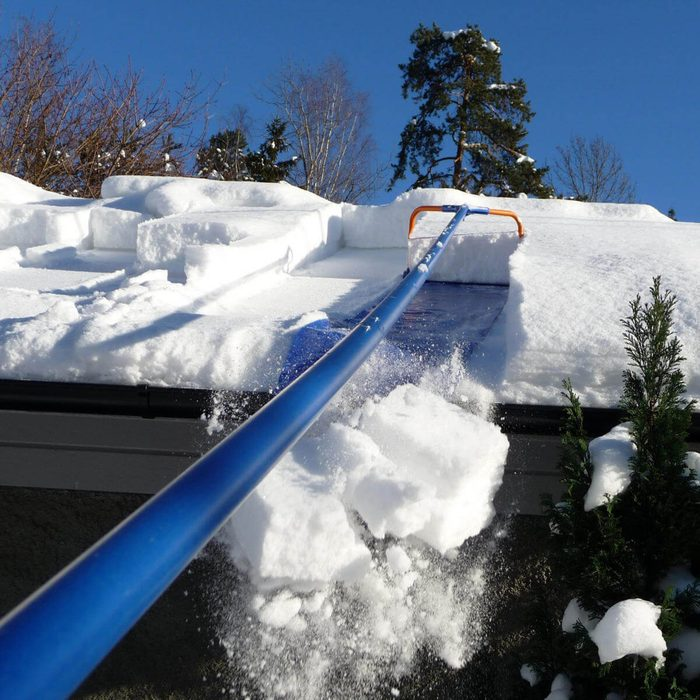 Avalanche Roof Snow Removal