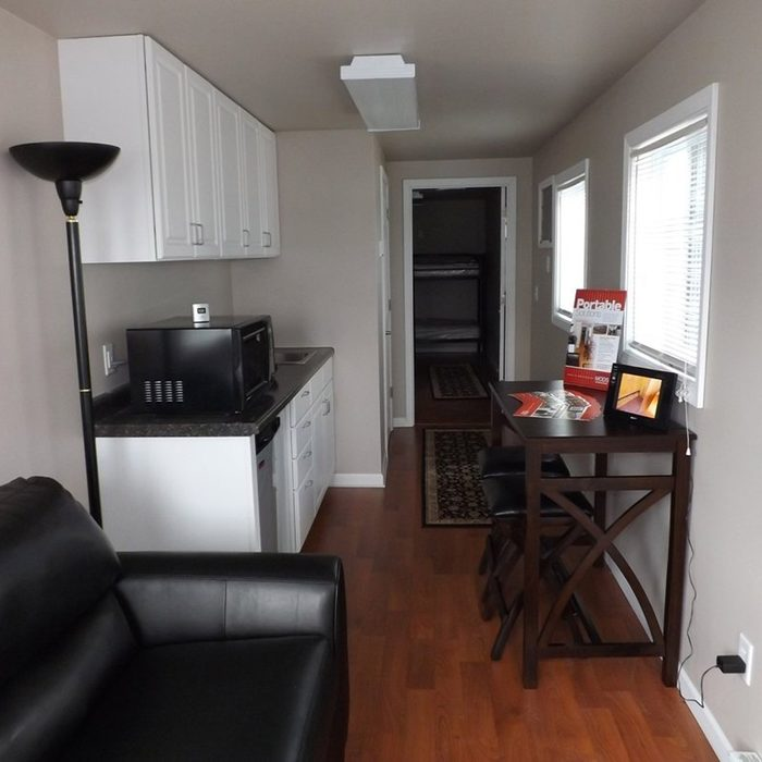 Amazon Container House: Fully Furnished Model