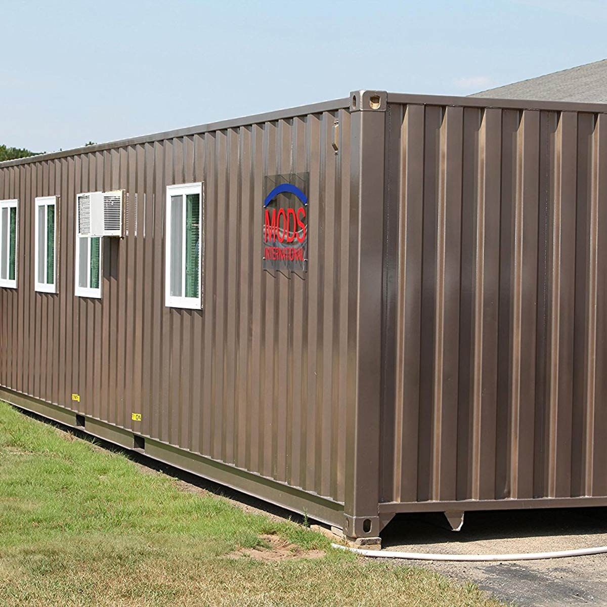 Amazon Container House: Built to Code