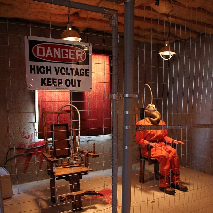 Build Your own Electric Chair