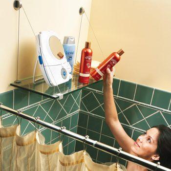 FH07JUN_482_50_034 glass shower shelf bathroom storage