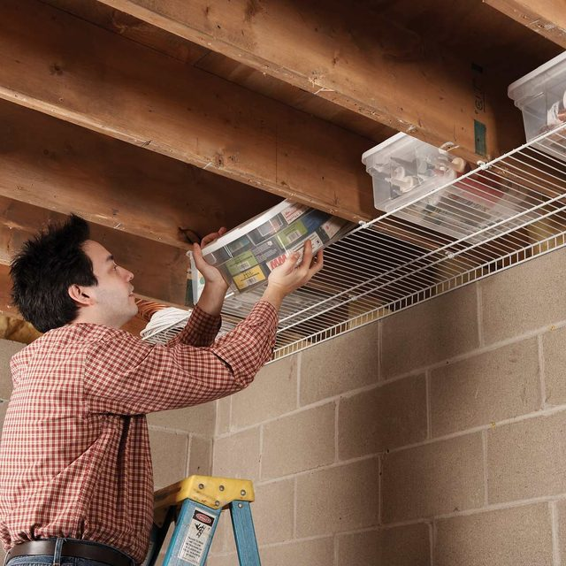 FH07JUN_482_50_056 joist space saver storage solution wire shelving