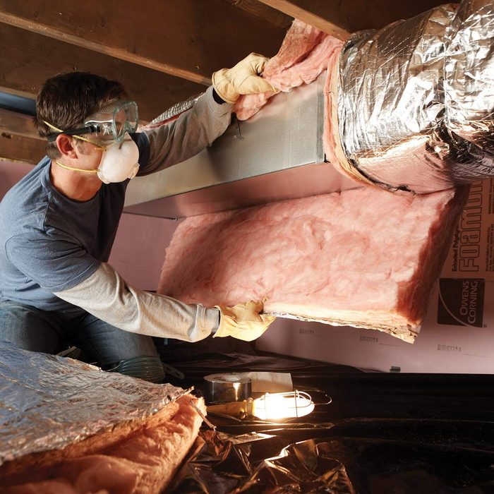 Inspect Your Crawlspaces and Basement