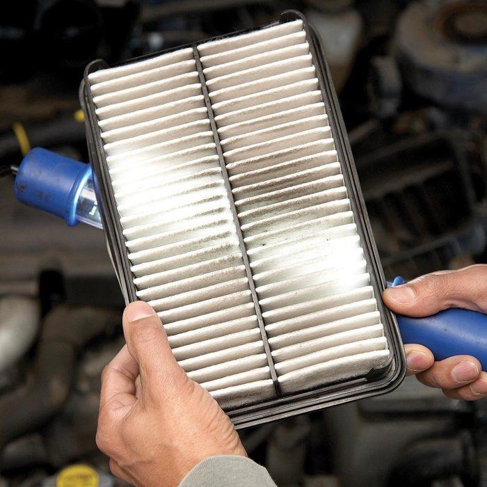 Replace an Air Filter