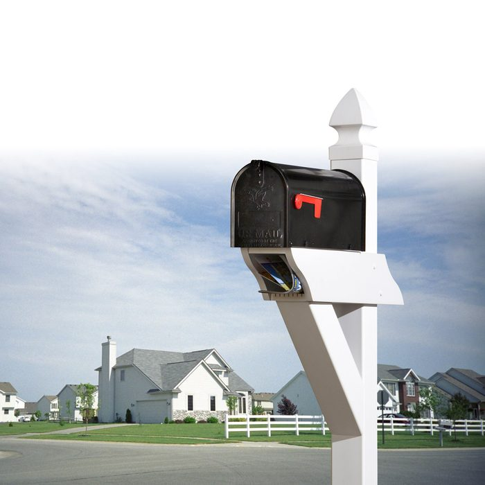Spruce up the Mailbox to Send out Smiles