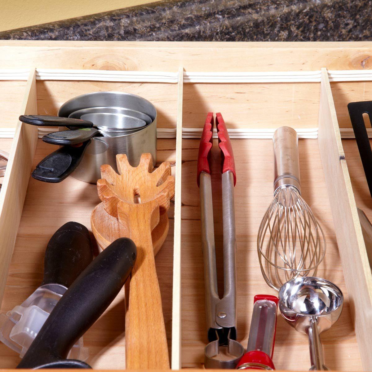 Organize the Junk Drawer