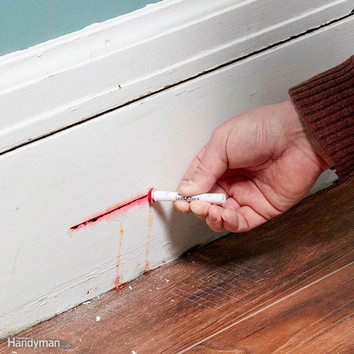 Ignoring Old Paint
