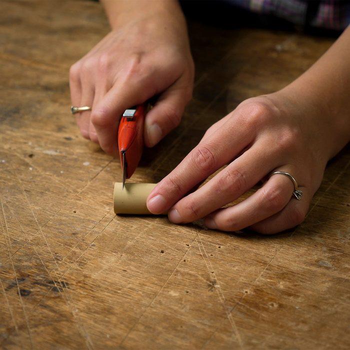 Wine Cork Wobbly Table Fix