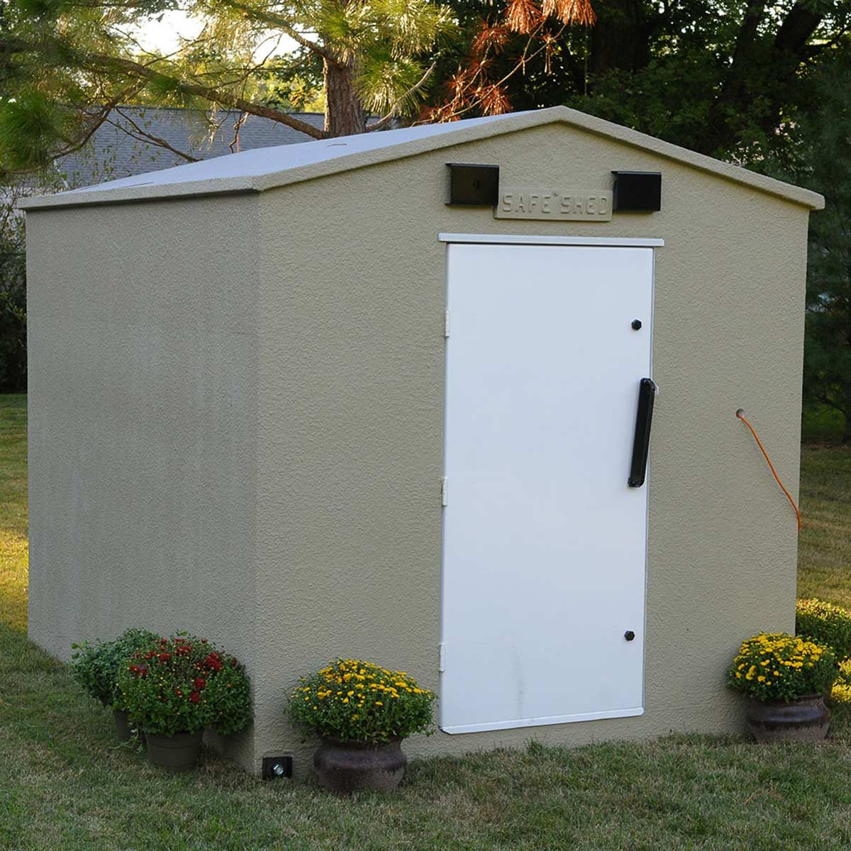 Have a Safe Room Shed Delivered