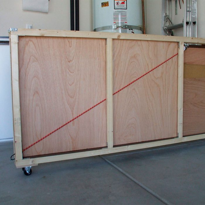 Skinny Workshop Cart