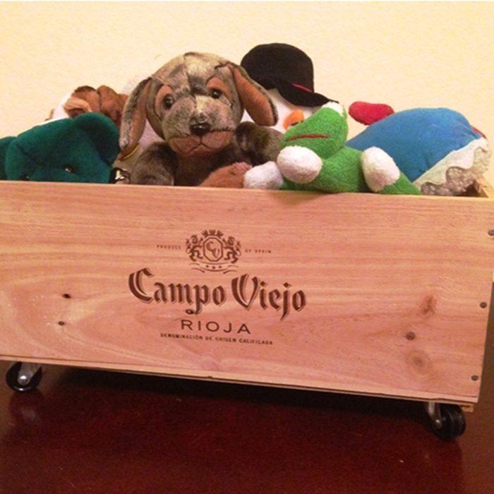 Wooden Wine Crates