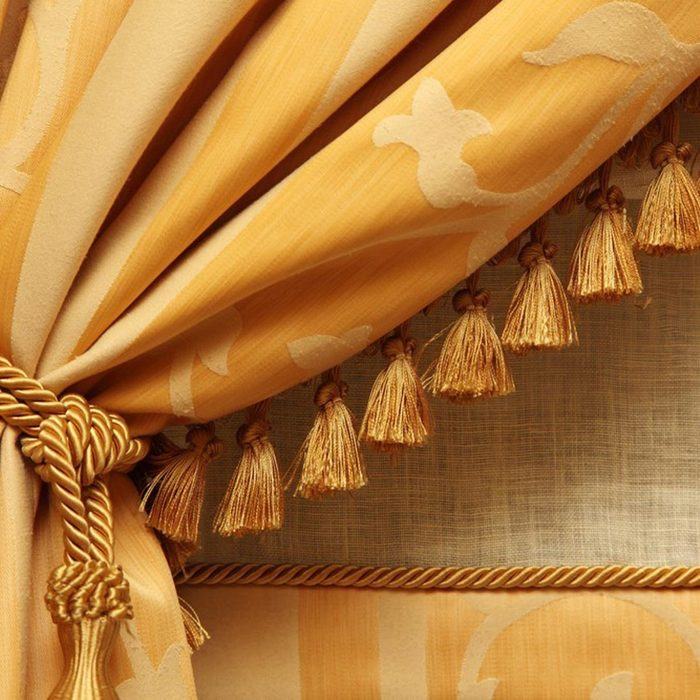 Dated: Old Window Treatments