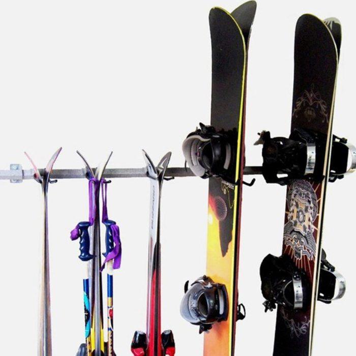 Ski and Snowboard Racks