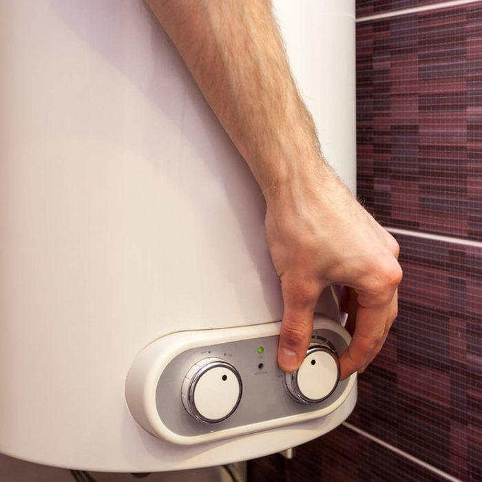 Adjust Your Water Heater Temperature