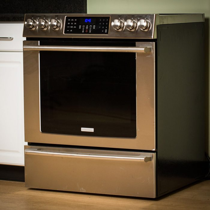 Electrolux IQ Touch Electric Range