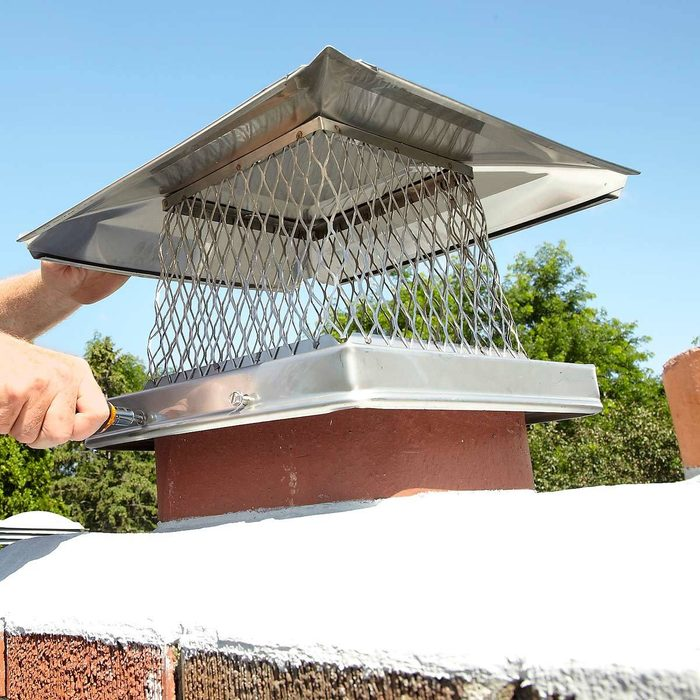 Protect Your Chimney