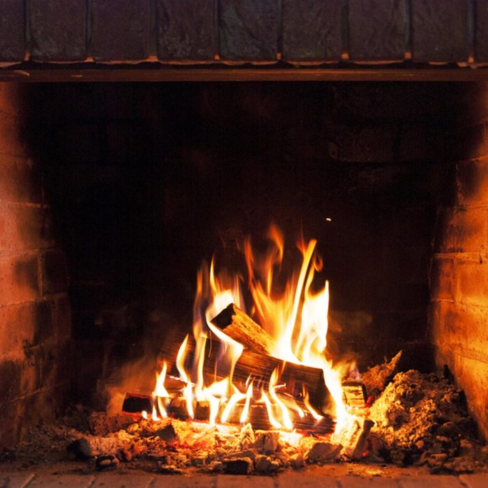 Is the Fireplace Ready for Thanksgiving?