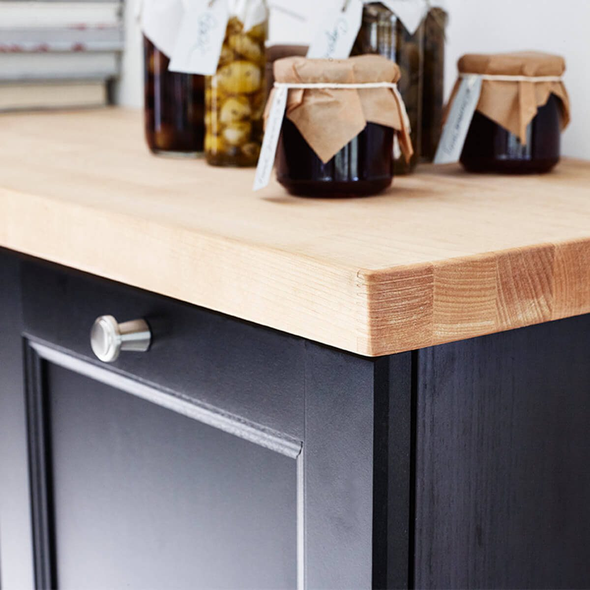 Kitchen Upgrades: Wood Countertops
