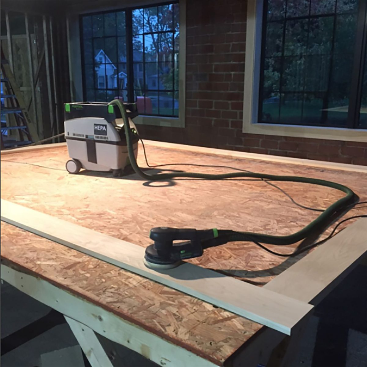 An Assembly Table | Construction Pro Tips