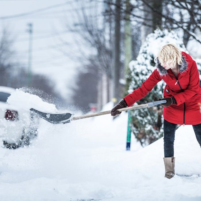 Set a Schedule for Snow Removal