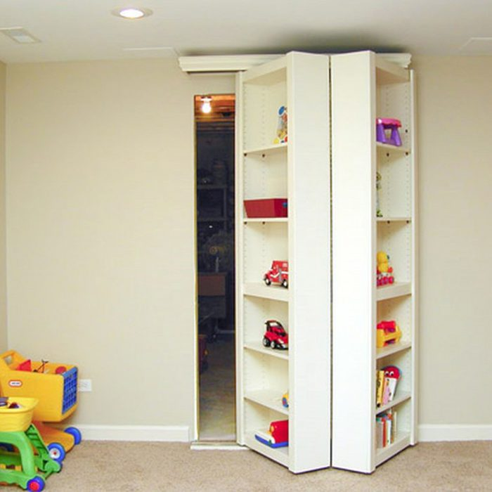 Hiding Unfinished Space: How to Create a Secret Room in Your House