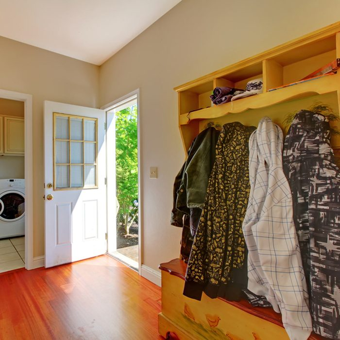 Combination Laundry Room/Mudroom